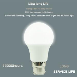 A55B22 5W 6500K Led bulb  promotion season