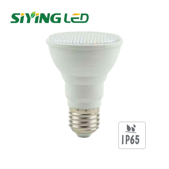 Corrugated Aluminum Square Led Ceiling Light -