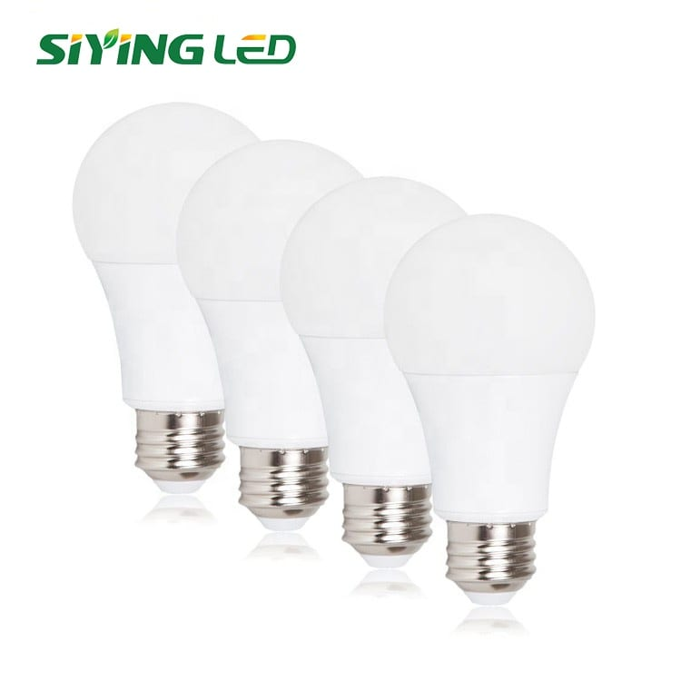 Tin-Plate Steel Rechargeable Led Light Bulb -