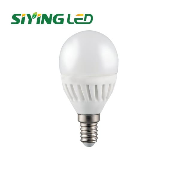 Printted Tinplate Intelligent Led Bulb -