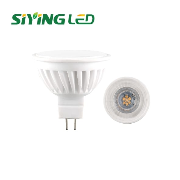 Gi Steel Plate Gu10 Led Bulb -